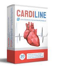Cardiline - na hypertenzi - lékárna - účinky - akční