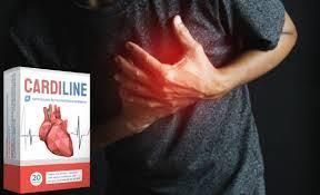 Cardiline - výrobce - jak používat - recenze