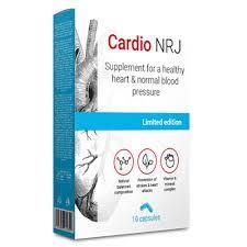 Cardio Nrj - na hypertenzi - jak používat - lékárna - účinky
