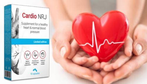 Cardio Nrj - prodejna - složení - forum