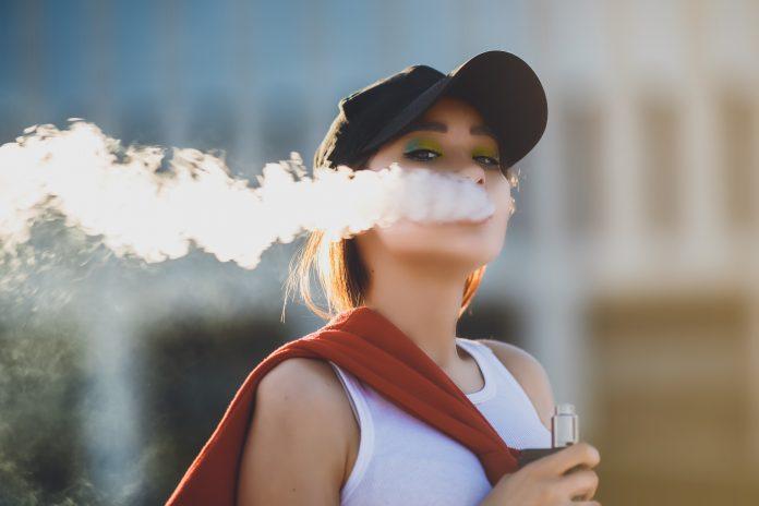 První dny po kouření závislost - výzkumná práce