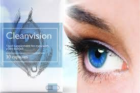 Cleanvision – kapky – akční – krém