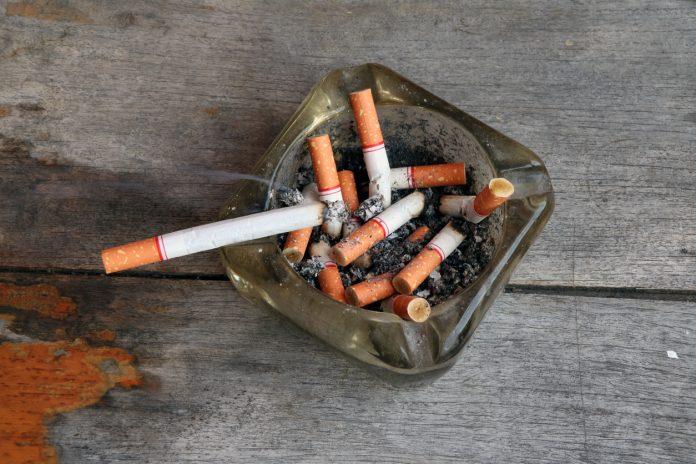 závislost na cigaretách a přestat kouřit