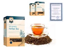 Herbal Tea Anti Parasite - krém - jak používat - akční