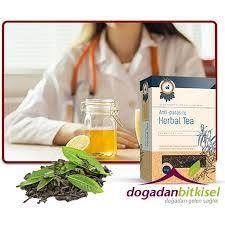 Herbal Tea Anti Parasite - proti parazitům - složení - lékárna - cena