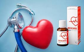 Neocard - kardiologické kapky   – kapky – Amazon – krém