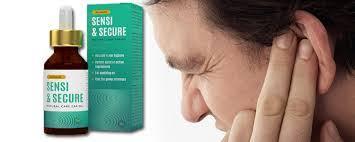 Auresoil sensi secure - lepší sluch  – krém – účinky – cena