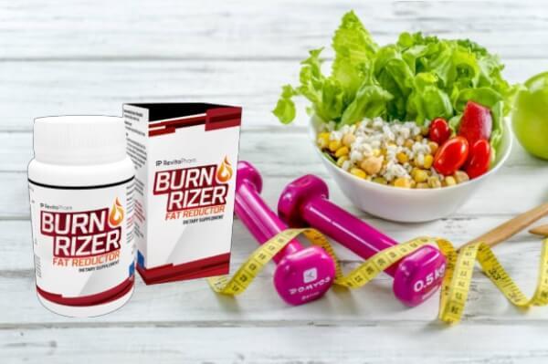 Burnrizer - prodejna - účinky - složení