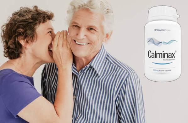 Calminax - složení - jak to funguje? - zkušenosti - dávkování