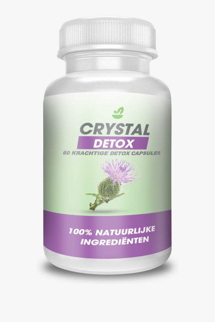 Crystal Detox - dávkování - složení - jak to funguje? - zkušenosti