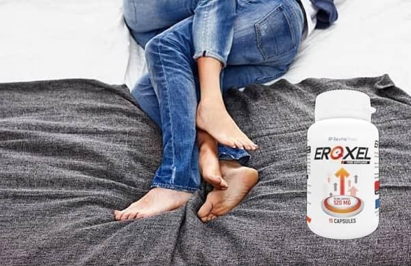 Eroxel - jak to funguje? - zkušenosti - dávkování - složení