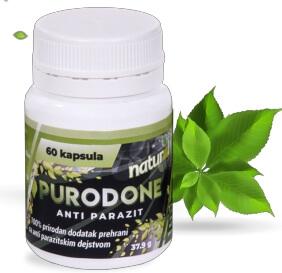 Purodone - složení - jak to funguje? - zkušenosti - dávkování